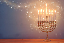 Image Of Jewish Holiday Hanukk...