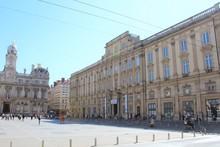 Lyon - Hôtel De Ville - Terre...
