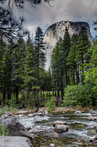 Photo  El Capitan at Yosemite National Park