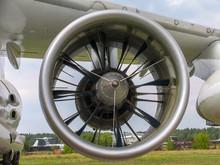 Turboprop Jet Engine