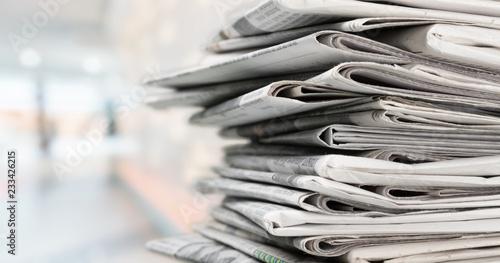 Fotografie, Obraz Paper stack.