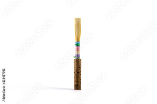 Oboe reed - Buy this stock photo and explore similar images