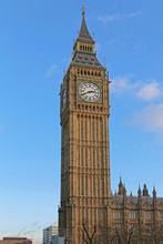 Elizabeth Tower Big Ben London