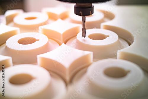 CNC milling machine.