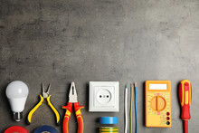 Electrician's Tools And Space ...