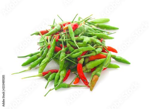 Photo  Chilli Padi, Bird's Eye Chilli, Bird Chilli, Thai pepper