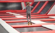 Red Trampoline ,trampoline Jum...
