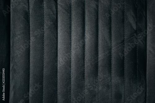 Photo Grey alcantara texture
