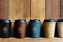 Choice Of Reusable Coffee Mug ...