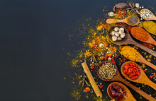 Spices And Herbs For Cooking,c...
