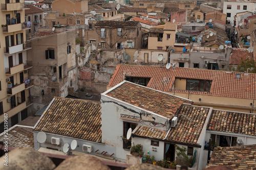 Dächer von Palermo