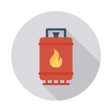 Cylinder   Gas  Burn