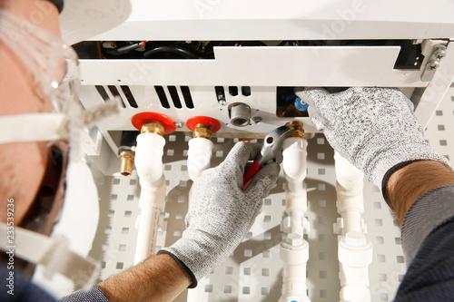 Photo  doğal gaz kombi bakım  ve onarımı