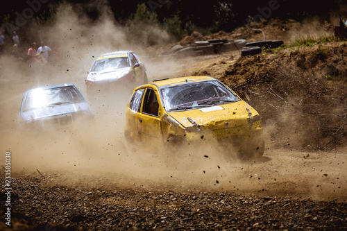 Papiers peints Motorise Destruction derby challenge
