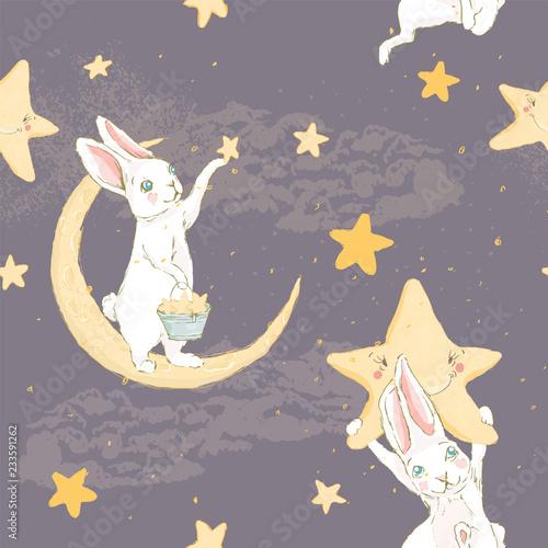 sliczny-reka-rysujacy-dziecko-krolik-z-nocna-gwiazda-zostaje-na-ksiezyc-i-chmur-bezszwowym-wzorze