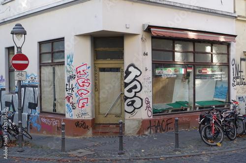 Wall Murals Pizzeria Bonn, Altstadt