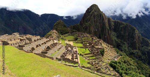Fotobehang Zuid-Amerika land Machu Picchu