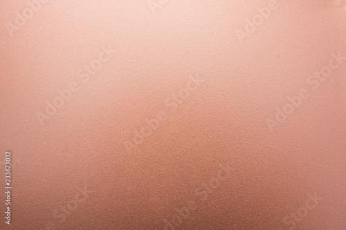 Fotografie, Obraz  Pale bronze texture background.Copper texture