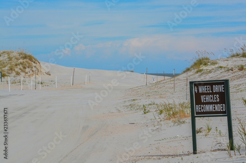 Photo Beach access, Huguenot Memorial Park in Duval County, Atlantic Ocean, Florida