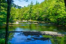 Mersey River, In Kejimkujik Na...