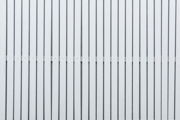 wooden white fence background