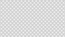Quilted White Background