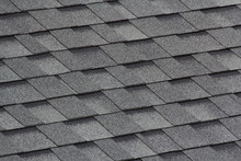 Grey And Black Roof Shingles B...