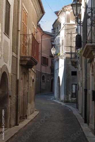 Photo Borgo antico di Bagnoli Irpino, Avellino, Italy