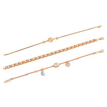 Gold In The Women's Jewelry Fashion Style.