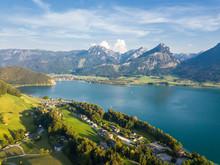 Austria, Salzkammergut, Sankt ...