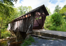 Pisgah Covered Bridge