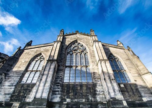 Fotografie, Obraz  Edinburgh, Scotland, UK