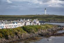 Portnahaven, Islay, Inner Hebrides, West Coast Of Scotland