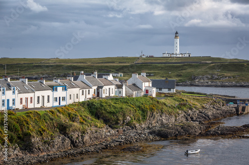 Portnahaven, Islay, Inner Hebrides, West Coast of Scotland Fototapet