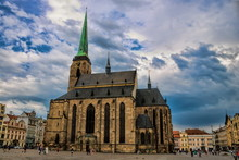 Pilsen, Bartholomäus-Kathedrale