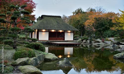 Japanischer Garten In Hamburg Buy This Stock Photo And Explore