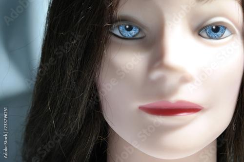 Valokuva  Donna robot, bambola