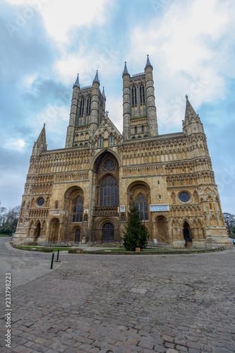 Fotografia  Lincoln Cathedral in Lincolnshire, England, UK
