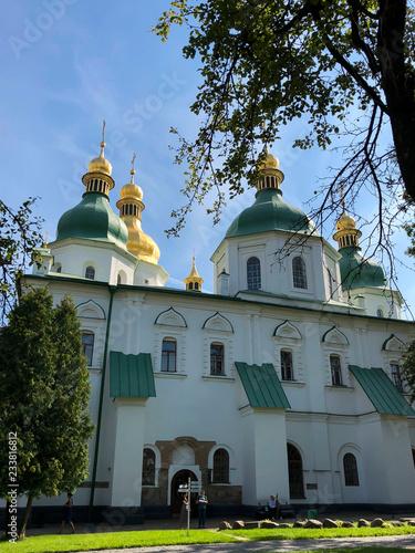 Saint Sophia (Sofievskiy) Cathedral, Kiev, Ukraine.