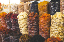 Dried Asian Sweets Market