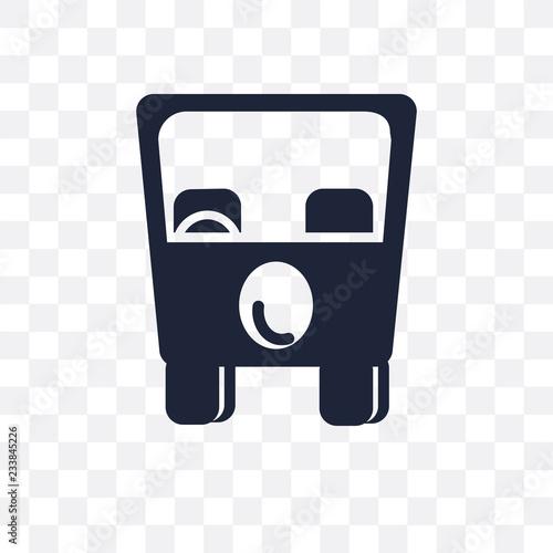 Valokuva  Rickshaw transparent icon