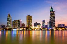 Ho Chi Minh City Skyline