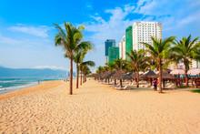 My Khe City Beach, Danang