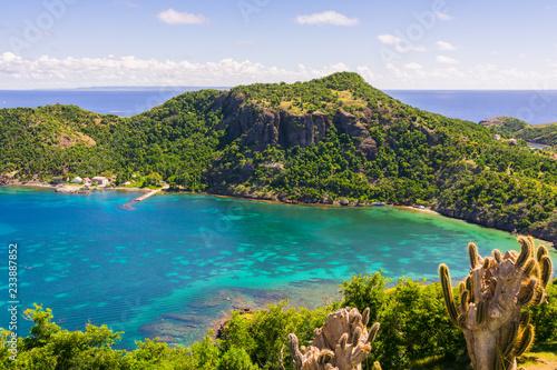 Photo Terre-de-Haut Island, Les Saintes, Guadeloupe archipelago