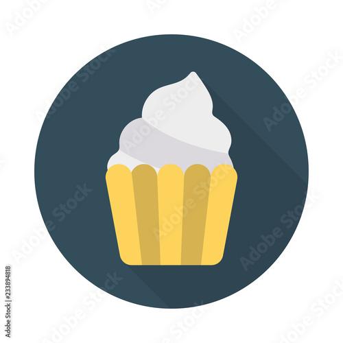 Cuadros en Lienzo cupcake   muffin  pie