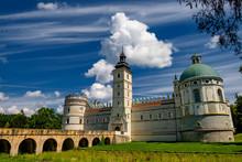 Renaissance Castle In Krasiczy...