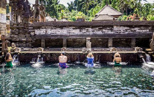 Balinese Holy Spring