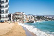 Acapulco Beach - Vina Del Mar, Chile