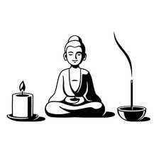 Zen Buddhism Altar