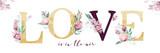 Złoto świecidełka litera alfabetu miłości. Odosobniony Złote alfabetyczne czcionki i liczby na białym tle. Ilustracja tekst czcionki kwiatowe wesele - 233963495